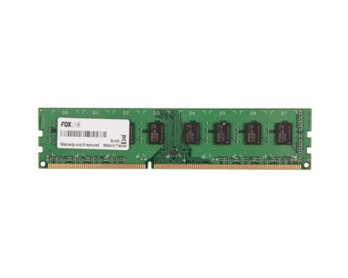 Foxline DDR3 8GB (PC3-12800) 1600MHz FL1600LE11/8 ECC CL11 1.35V