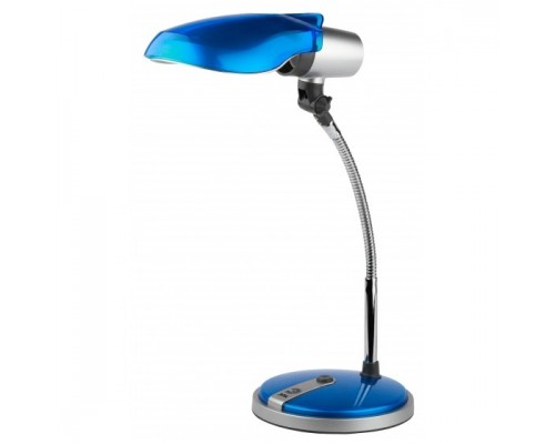 ЭРА C0044900 Настольный светильник NE-301-E27-15W-BU Синий