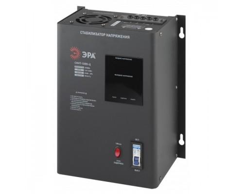 ЭРА Б0020170 СННТ-5000-Ц Стабилизатор напряжения настенный, ц.д., 140-260В/220/В, 5000ВА