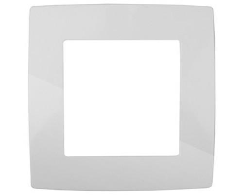 Эра Б0014741 12-5001-01 Рамка на 1 пост, Эра12, белый