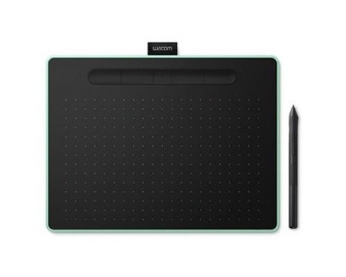 Wacom Intuos M Bluetooth черный/фисташковый CTL-6100WLE-N