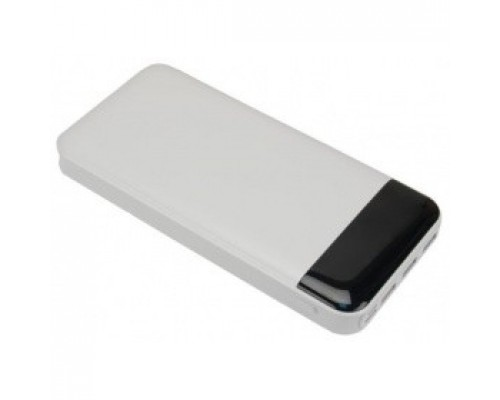 Аксессуар Continent PWB200-971WT Аккумулятор внешний портативный, 20000mAh,Quick Charge 3.0, белый