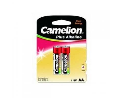 Camelion..LR 6 .Plus Alkaline BL-2 (LR6-BP2, батарейка,1.5В) (2 шт. в уп-ке)