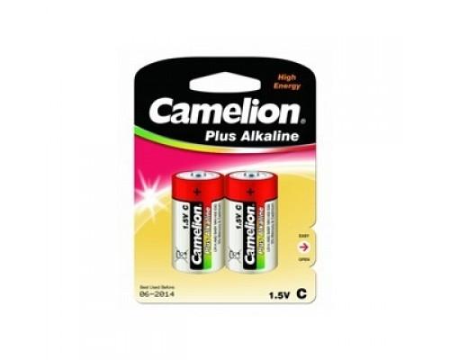 Camelion..LR14 Plus Alkaline BL-2 (LR14-BP2, батарейка,1.5В) (2 шт. в уп-ке)