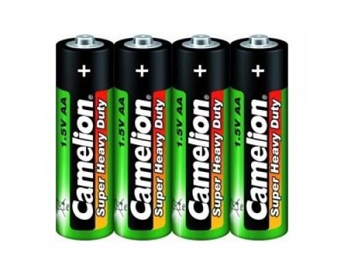 Camelion R 6 SR-4 (R6P-SP4G, батарейка,1.5В) (4 шт. в уп-ке)