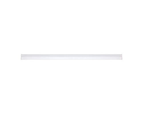 Ultraflash LWL-2013-08CL (LED свет-к с выкл. на корпусе, пластик, 220В, 8W, с сетевым проводом)