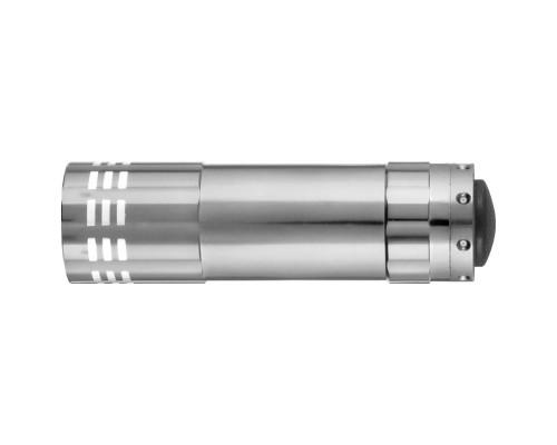 Ultraflash UF5LED (фонарь 3XR03, металлик, 5 LED, алюминий, коробка)