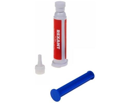 Припои Rexant 09-3684 Флюс-гель для пайки BGA SMD 12мл