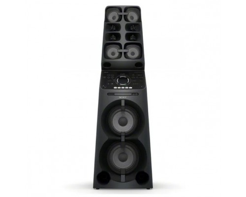 Sony MHC-V90DW черный 2000Вт/CD/CDRW/DVD/DVDRW/FM/USB/BT