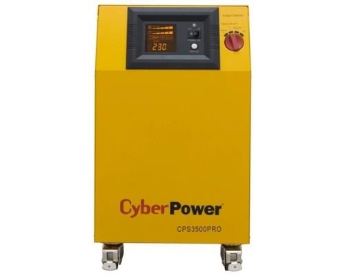 CyberPower Инвертор CPS 3500 PRO CPS3500PRO (2400 Va. 24 V)
