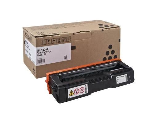 Ricoh 408184 Принт-картридж SP C360HE черный SP C360DNw/SP C360SNw/SP C360SFNw/SP C361SFNw, (7000 страниц)(408184)