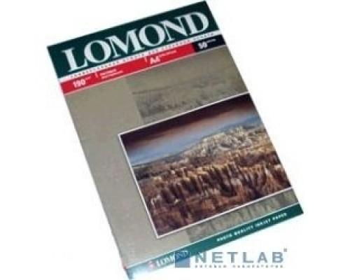 Бумага LOMOND 0102015 Матовая бумага 2х A4, 190г/м2, 50 л.