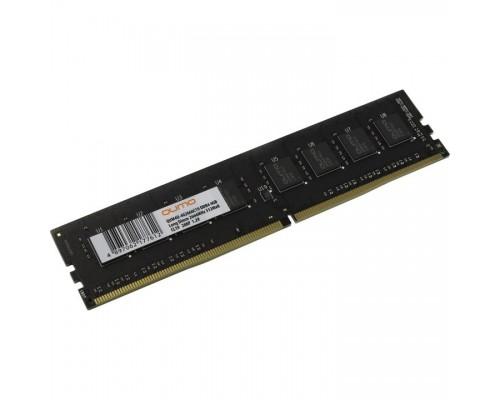 Модуль памяти QUMO DDR4 DIMM 4GB QUM4U-4G2666C19 PC4-21300, 2666MHz