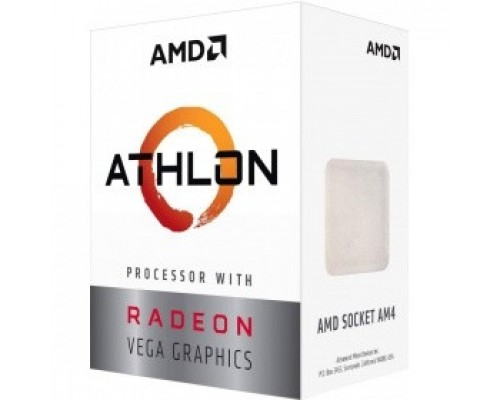 Процессор CPU AMD Athlon 200GE AM4