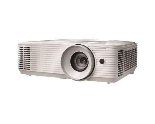 Optoma EH335 Full 3D; DLP, Full HD(1920*1080),3600 ANSI Lm, 20000:1;TR=1.48-1.62:1; HDMI (1.4a) x2+MHL; VGA IN; Composite; AudioIN 3.5mm; VGA Out x1; AudioOUT 3.5mm; RJ45;RS232; USB A(Power