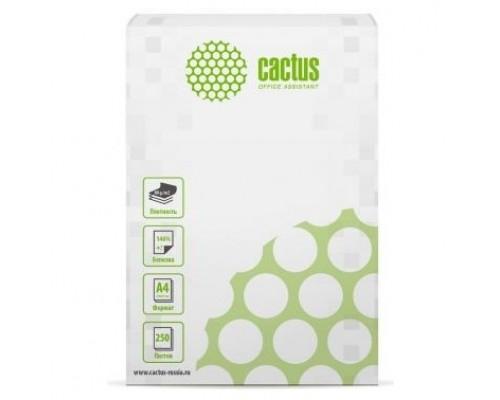 CACTUS Бумага белая офисная A4/80г/м2/250л./белый CIE146% (отпускается по 1 пачке - 250 листов)