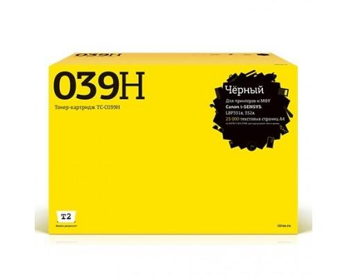 Расходные материалы T2 Cartridge 039H Картридж TC-C039H для Canon i-SENSYS LBP-351/352
