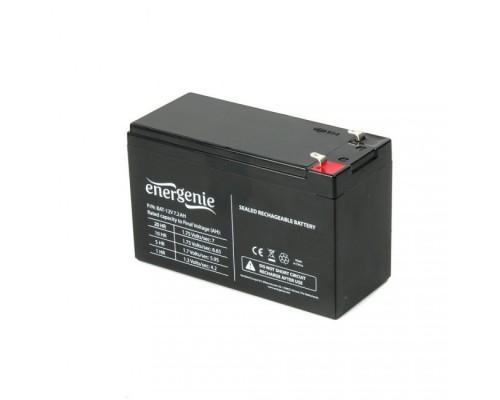 батареи Gembird/Energenie Аккумулятор для Источников Бесперебойного Питания BAT-12V7.2AH
