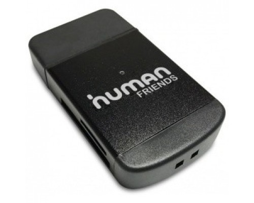 USB 2.0 Card reader CBR Human Friends Speed Rate Multi Black