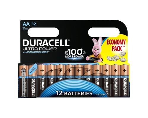 DURACELL LR6-12BL Ultra Power (12 шт. в уп-ке)