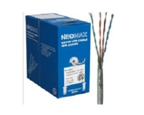 Неомакс Витая пара NEOMAX NM20611 Кабель FTP cat.6, 4 пары,