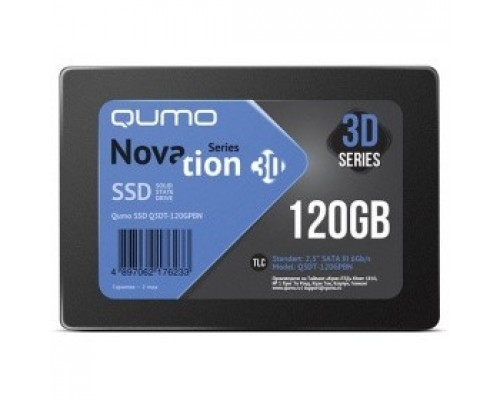 QUMO SSD 120GB QM Novation Q3DT-120GPBN SATA3.0