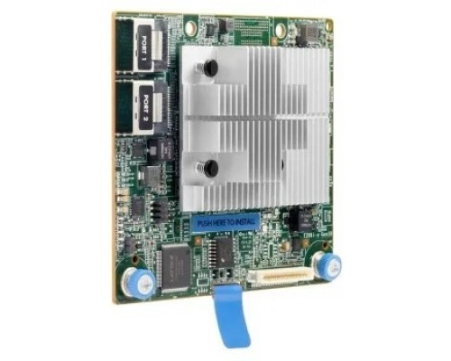 HPE Smart Array P408i-a SR Gen10/2GB Cache(no batt. Incl.)/12G/2 int. mini-SAS/AROC/RAID 0,1,5,6,10,50,60 (804331-B21)