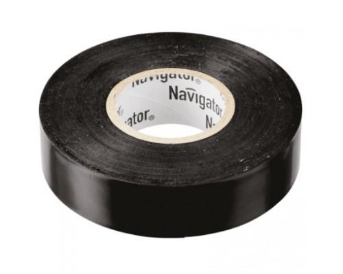 Navigator 71103 Изолента NIT-B15-20/BL чёрная