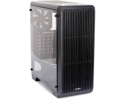 Zalman S2 черный без БП ATX 2x120mm 2xUSB2.0 1xUSB3.0 audio bott PSU
