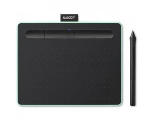 Wacom Intuos S Bluetooth Pistachio фисташковый CTL-4100WLE-N