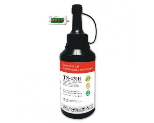 Pantum TN-420H Заправочный комплект для P3010xx/P3300xx/M6700D/M6700DW/M6800FDW/M7xxx (тонер на 3000 стр. + чип)
