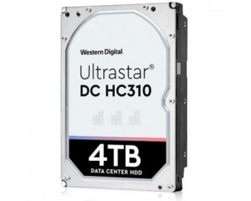 4Tb WD Ultrastar DC HC310 (HUS726T4TAL5204) SAS 12Gb/s, 7200 rpm, 256mb buffer, 512E SE, 3.5 0B36048