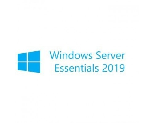 Microsoft Windows Server Essentials 2019 G3S-01308 Russian 64-bit 1pk DSP OEI DVD 2CPU