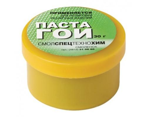 РОС Паста ГОИ ( паста полировочная ), баночка 30 гр. 60617