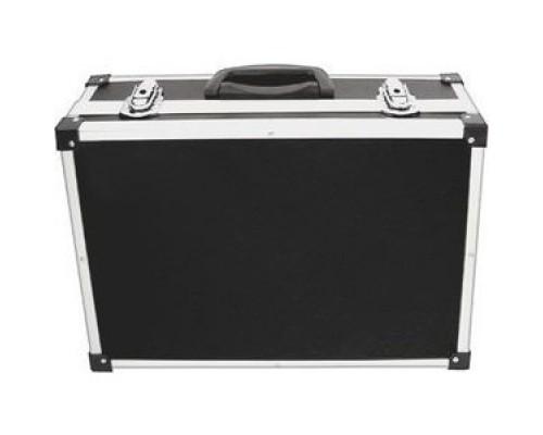FIT IT Ящик для инструмента алюминиевый (43 x 31 x 13 см) черный 65630