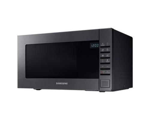 Микроволновая печь Samsung ME88SUG/BW, 800 Вт, 23 л, черная сталь