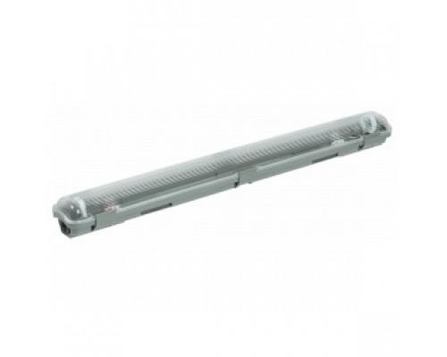 Iek LDSP0-2101-2X060-K01 Светильник ДСП 2102 под LED лампу 2 х T8 600мм IP65