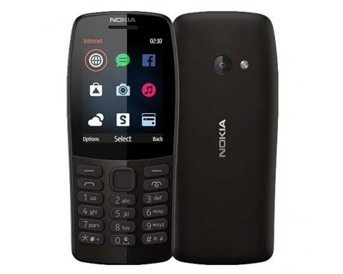 Мобильный телефон Nokia 210 DS Black 16OTRB01A02