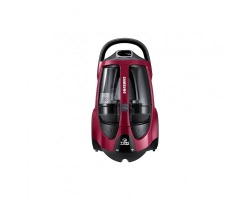 Пылесос Samsung VCC885HH3P, циклонный фильтр, 2200 Вт, бордовый
