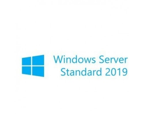 DELL MS Windows Server 2019 Standard Edition 16xCORE ROK (for DELL only) 634-BSFX