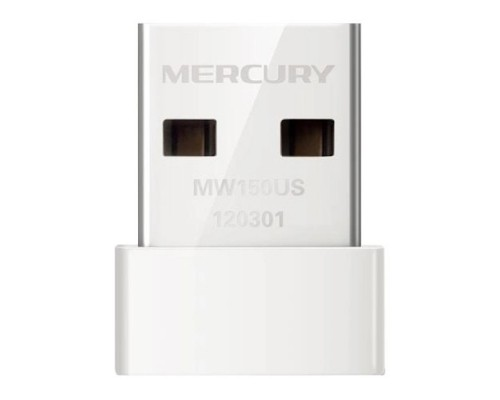 Mercusys MW150US N150 Nano Wi-Fi USB-адаптер