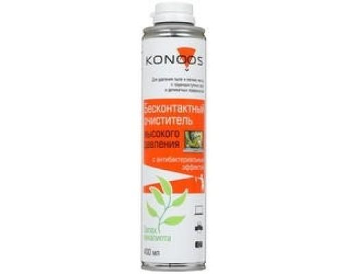 Konoos KAD-400-А Бесконтактный очиститель с антибактериальным компонентом, 400мл