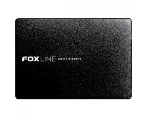 Foxline SSD 256Gb FLSSD256X5SE SATA 3.0 ОЕМ