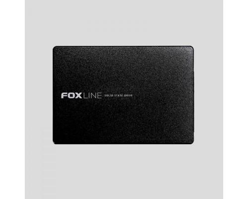 Foxline SSD 480Gb FLSSD480X5SE SATA 3.0 ОЕМ