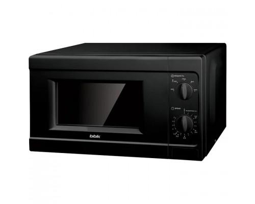 BBK 20MWS-709M/B (B) Микроволновая печь, 20л. 700Вт черный