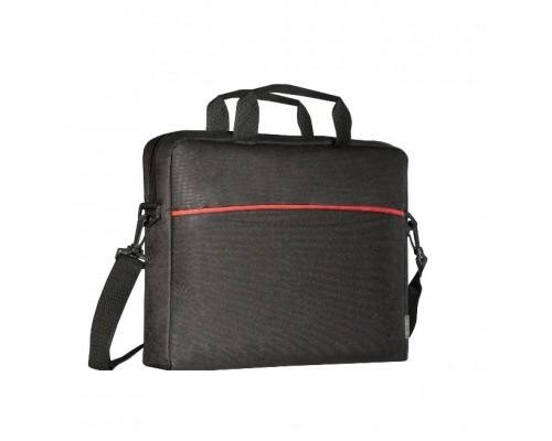 Сумка для ноутбука Defender Lite 15.6 черный, карман