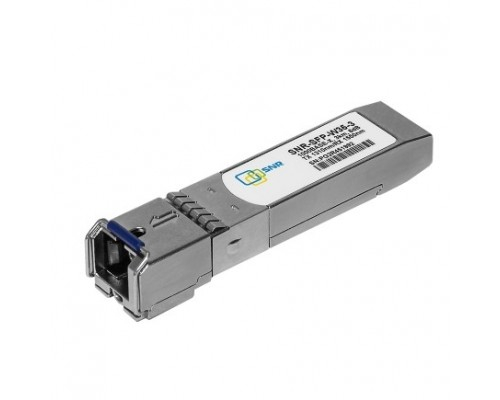 SNR-SFP+SR SNR Модуль SFP+ оптический, дальность до 300м (5dB), 850нм