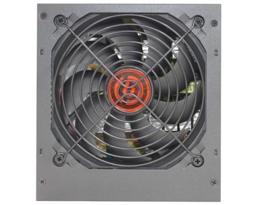 Блок питания Ginzzu CB550 12CM black,24+4p,PCI-E