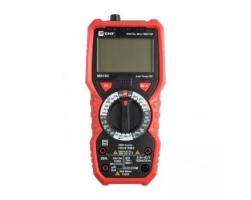 EKF In-180701-pm18C Мультиметр цифровой MS18C EKF Expert