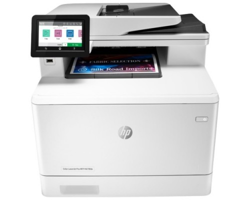 HP Color LaserJet Pro M479fdn (W1A79A) A4, 27стр/мин, Duplex, Net